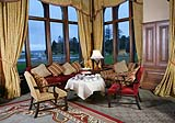 Drawing room at Ashford Castle, Cong, Co. Mayo