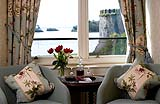 Bedroom at Ashford Castle, Cong, Co. Mayo
