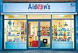 Commercial photography of exterior for Aideen's Shoes, Dooradoyle, Limerick.