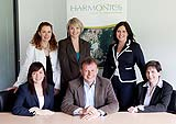 Commercial photography image of Staff for Harmonics Limerick