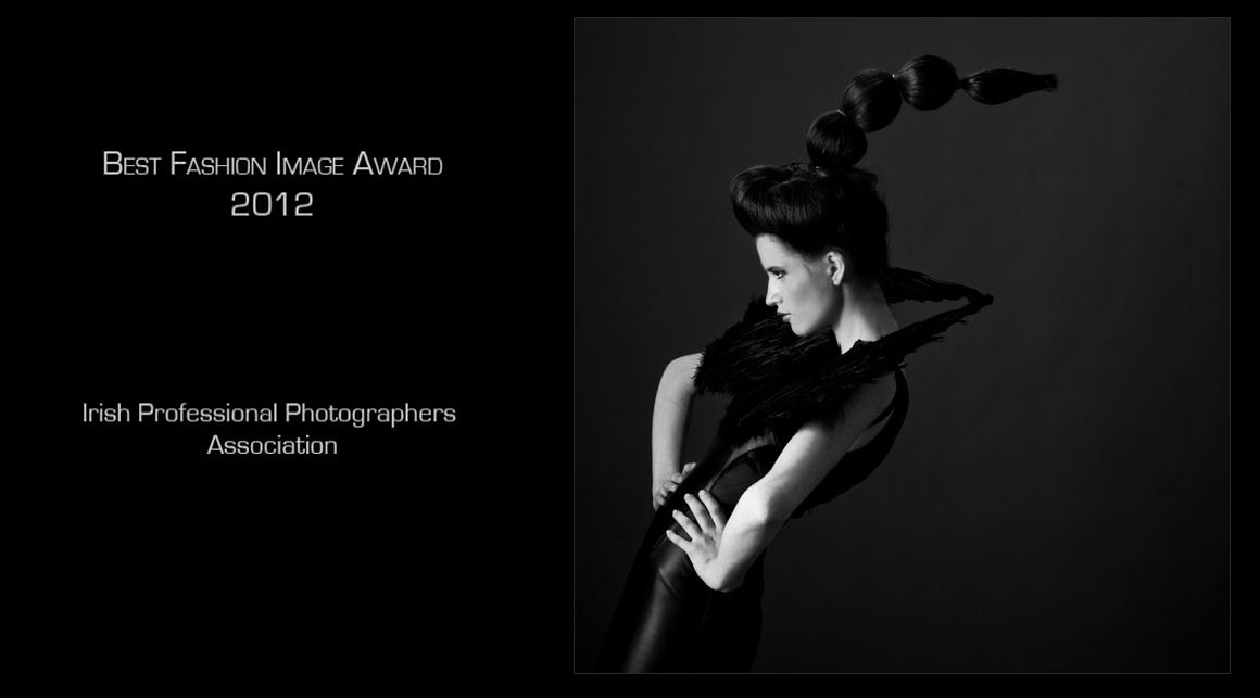 Irish Professional Photographers' Association ''Best Fashion Image'' 2012