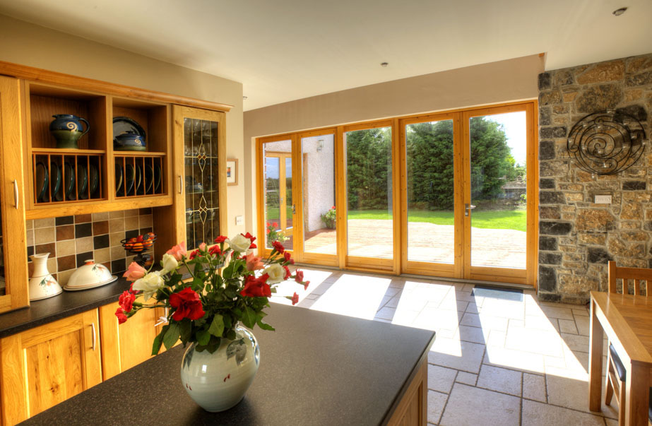 Image taken for Selfbuild and Improve Your Own Home magazine