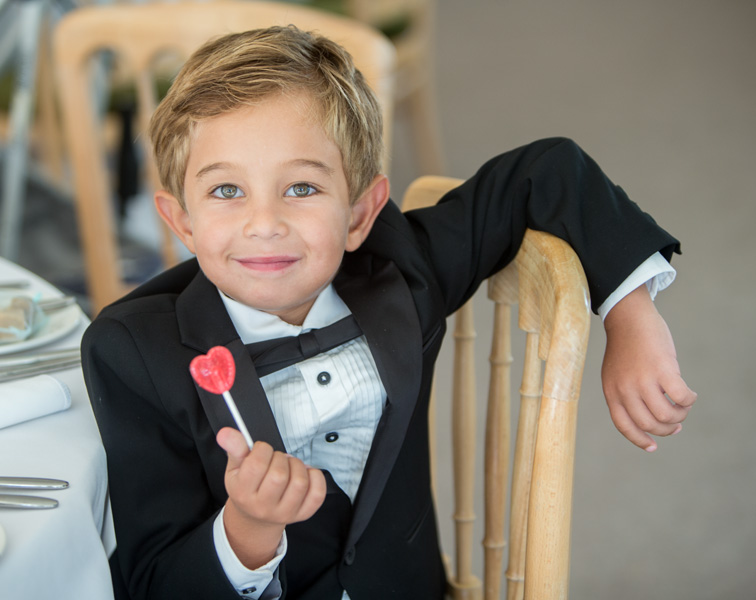 A handsome little lad at a wedding at AnnaCarriga Estate, Killaloe, Co. Clare, Ireland.