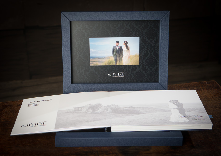 Beautiful new sample wedding books