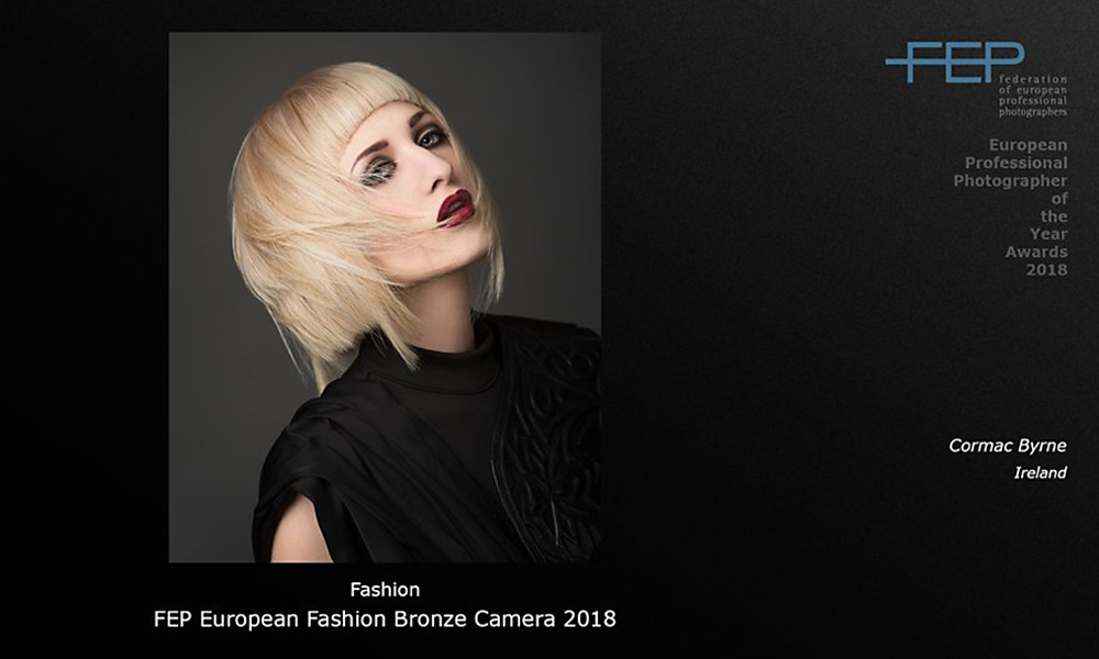 Great news from the European professional photography awards...