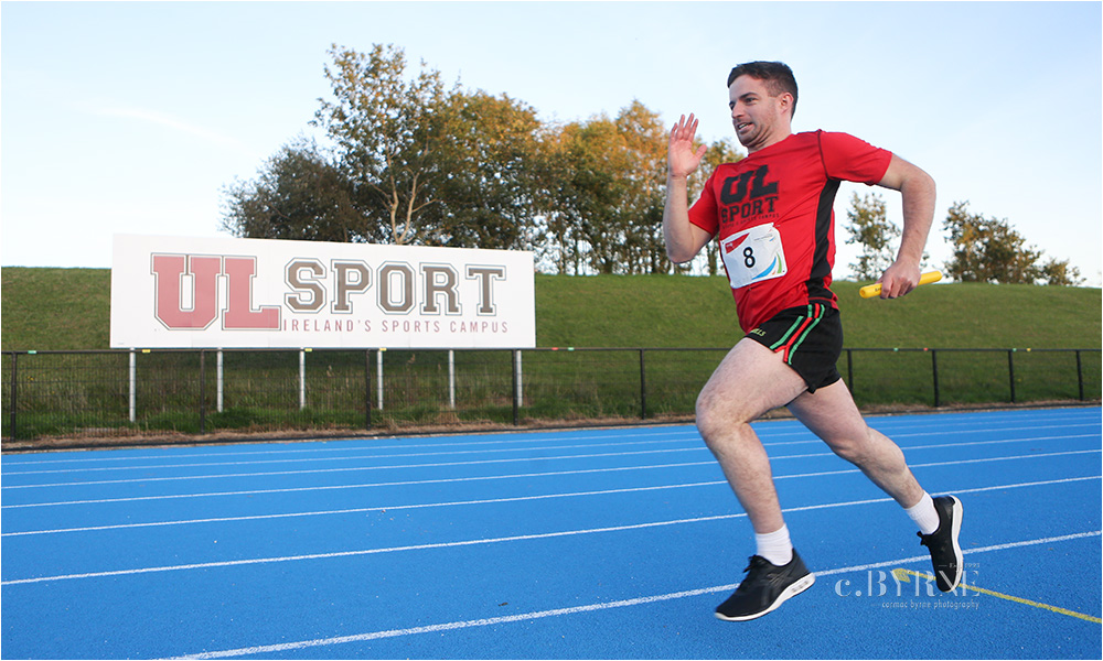 The Limerick Sports Partnership Marathon at UL.