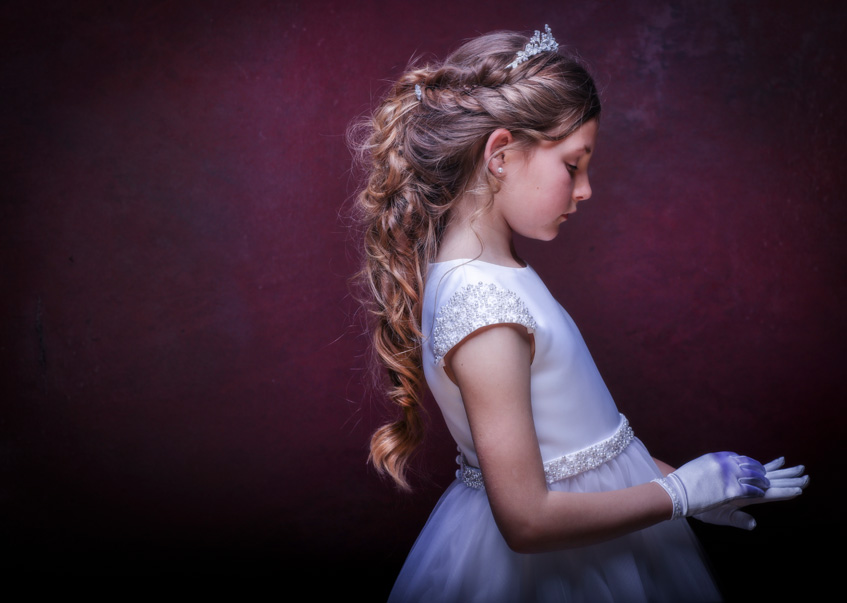 Communion Portrait €49.00 Special Offer.